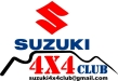 Suzuki 4x4 Club - Western Cape 4x4 Clubs