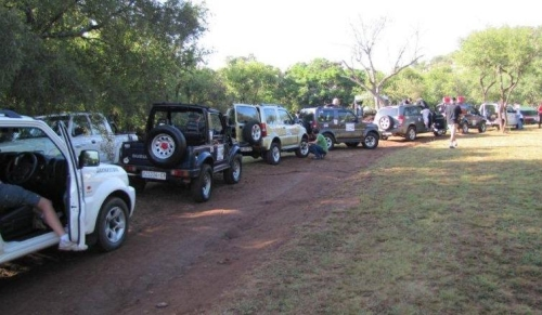 4x4 Clubs in South Africa
