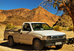 Nossob 4x4 Eco Trail - Northern Cape