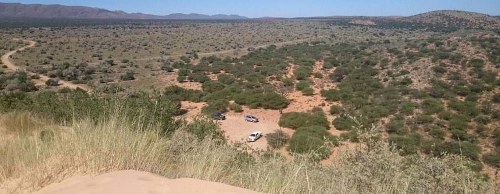 Africa North Cape 4x4 trails