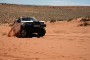Amam 4×4 Dune Trails & Melkboscamp - Northern Cape