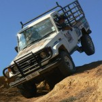 Western Cape 4x4 Trails - Bergkraal
