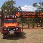 Bosvark 4x4 Trail