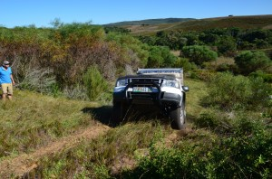 4x4 Africa - South Africa 4x4 Trails Sand