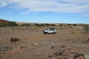Remote Overland Travel in Africa