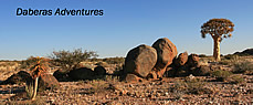 Daberas Adventure 4x4 Route - Northern Cape