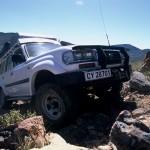 Western Cape 4x4 Trails - Gecko Rock Eco Adventure