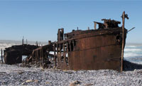 Shipwreck Trail - Northern Cape