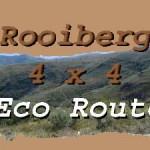 Western Cape 4x4 Trails - Rooiberg - Waterfall Farms