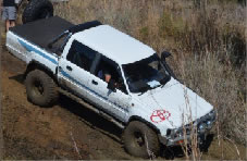 Swartklip 4x4 Klipkoppie Route - Northern Cape