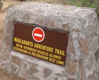 Madlabantu Adventure trail
