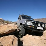 Northern Cape 4x4 Tracks - Namaqua Game Lodge