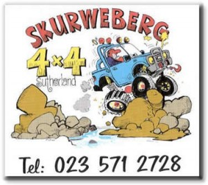 Skurweberg - Northern Cape