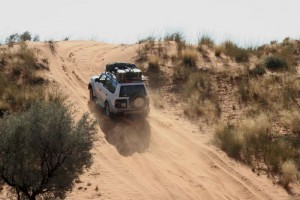 Kalahari Mountain View-4x4 - Northern Cape