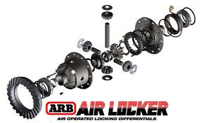 4x4 Africa - Differentials and diff locks - Air Locker