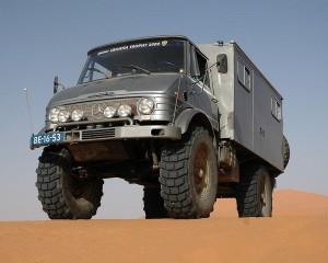 4x4 Africa - Which 4x4 - Proper
