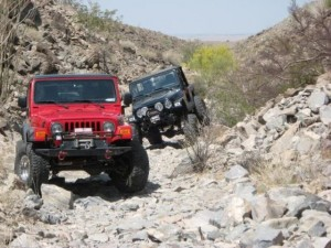 Which 4x4 for the Sunday 4x4 Trails