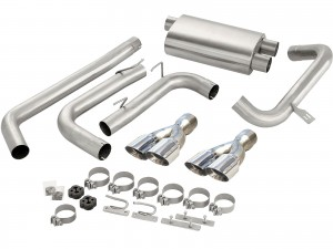 Components of an Exhaust System