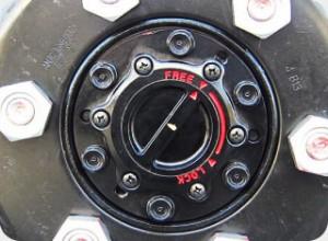 4WD Free-Wheel Hubs