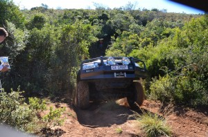 4x4 Article - Hill Climb with a 4x4