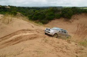 4x4 Off-road Driving