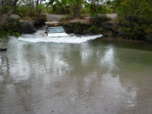 4x4Africa - 4x4 Water crossing