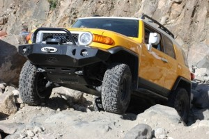 4x4 Suspension - IFS independent front suspension
