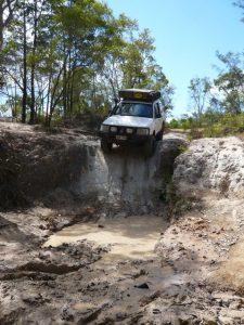 4x4 mud hole