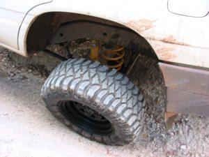 coil-sprung-suspension