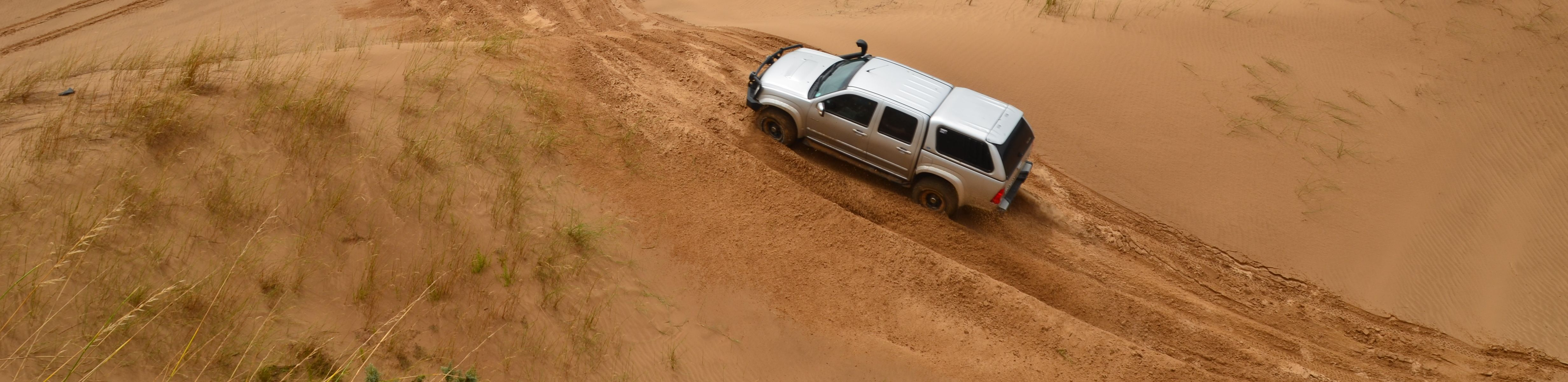 sand-driving - 4x4 Africa
