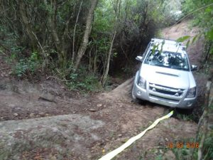 isuzu-recovery - Stuck weight