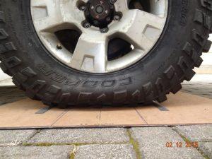 4x4 tyre-pressure