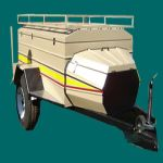 Torsion Trailers