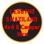 LESOTHO SWAZILAND - 4X4 AND CAMPER HIRE
