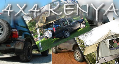 4x4 Kenya Ltd. - 4x4 and Camper Rental